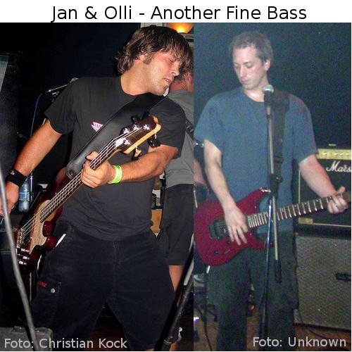 Jan und Olli - Another Fine Bass